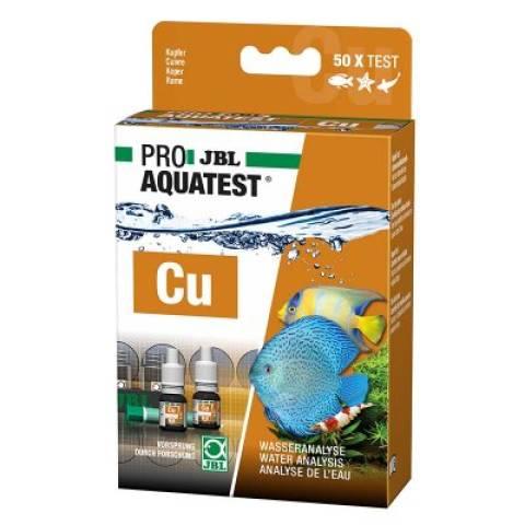 JBL Pro Aquatest CU Kobber