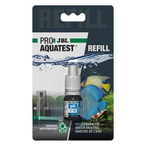 JBL Pro Aquatest PH 3-10 - Refill