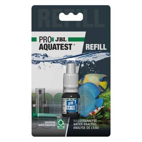 JBL Pro Aquatest PH 6-7,6 - Refill