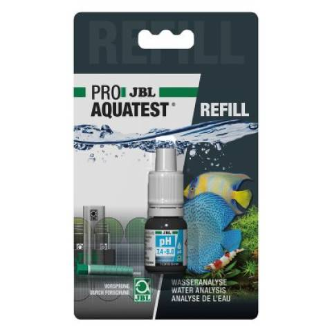 JBL Pro Aquatest PH 7,4-9 - Refill