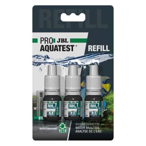 JBL Pro Aquatest NH4 - Refill