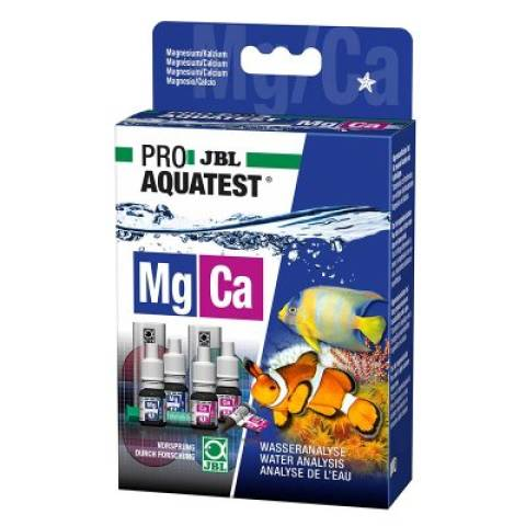 JBL Pro Aquatest MG/GA Magnesium-Calsium