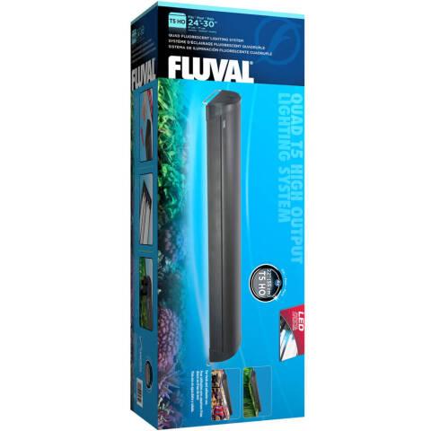 Fluval Quad T5 - 4x24w 61-77cm
