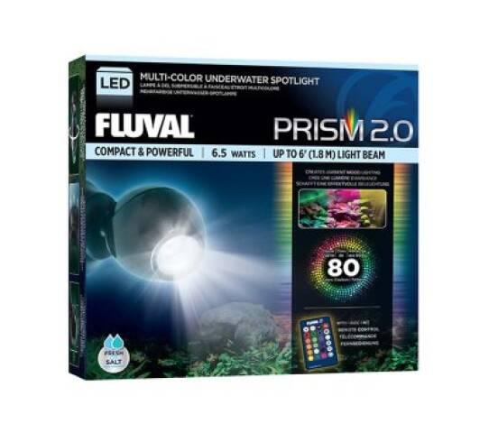 Fluval Prism LED 2.0 - 6,5w