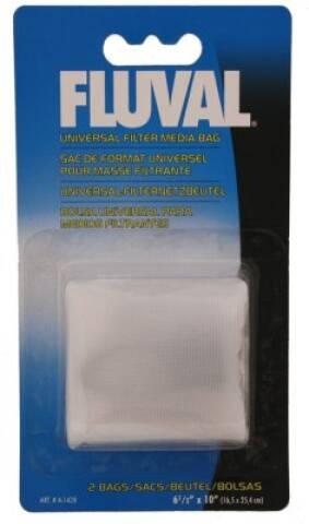 Fluval filtermedie pose 16.5x25.4cm - 2stk