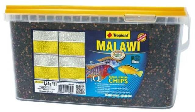 Tropical Malawi Chips 5L