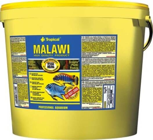 Tropical Malawi Flakes 5L