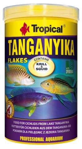 Tropical Tanganyika Flakes 1L