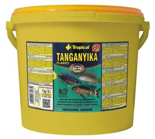 Tropical Tanganyika Flakes 5L