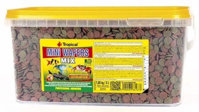 Tropical Mini Wafers Mix 3L