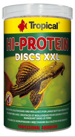 Tropical Hi-Protein Discs XXL 1L