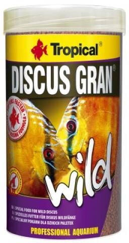Tropical Discus Gran Wild 250ml