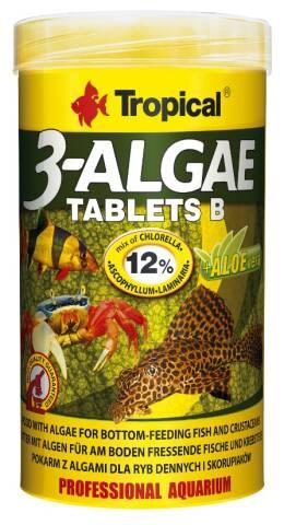 Tropical 3-Algae Tablets B 50ml
