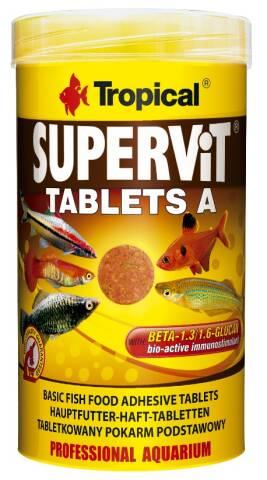 Tropical Supervit Tablets A 250ml