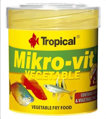 Tropical Mikro-vit Vegetable 50ml
