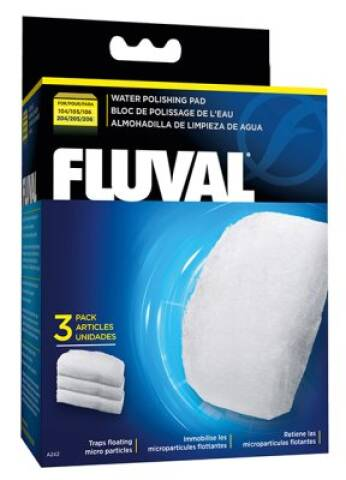 Fluval finfilter 304/305/306/404/405/406