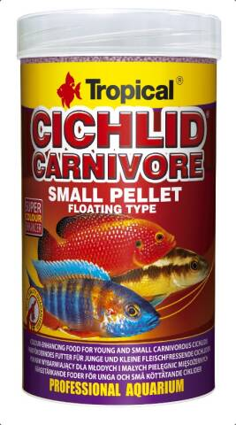 Tropical Cichlid Carnivore S 250ml