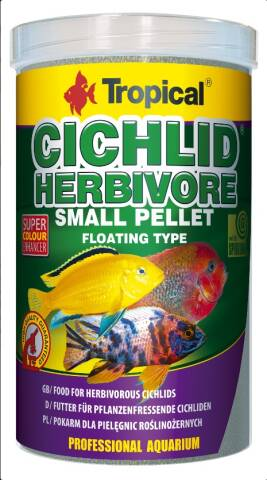 Tropical Cichlid Herbivore S 250ml