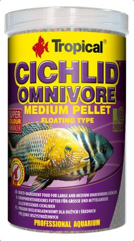Tropical Cichlid Omnivore M 500ml