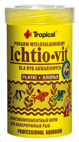 Tropical Ichtio-vit 1L