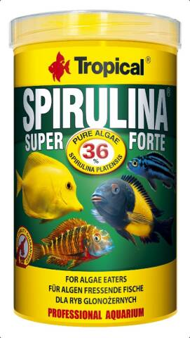 Tropical Super Spirulina Forte 250ml