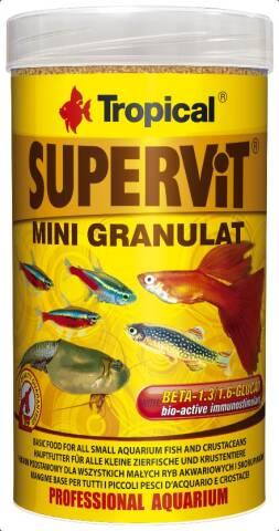 Tropical Supervit Mini Granulat 250ml