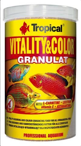 Tropical Vitality & Color Granulat 250ml