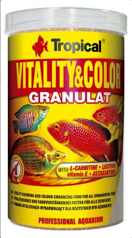 Tropical Vitality & Color Granulat 1L