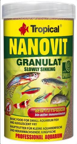 Tropical Nanovit Granulat 250ml
