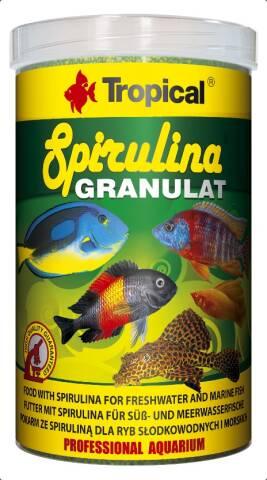 Tropical Spirulina Granulat 1L