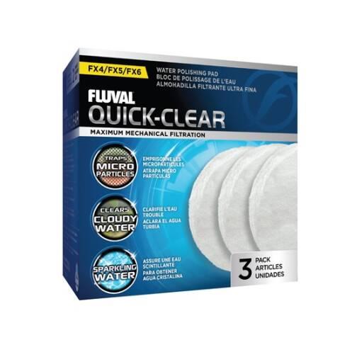 Filtermatte Quick-Clear FX4/FX5/FX6