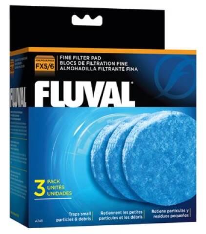 Filtermatte fin FX4/FX5/FX6