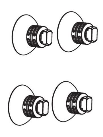 Sugekopper til Turbo filter