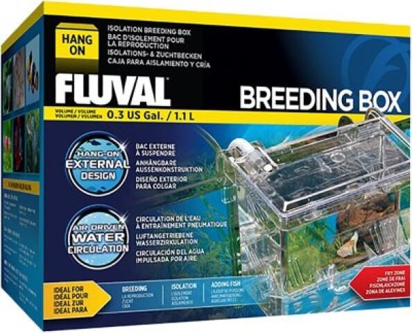 Fluval breeding box hang on