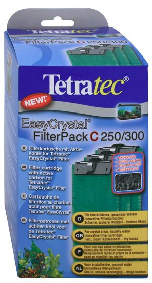 Filterpatron til Easycrystal 250/300 m/kull