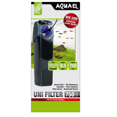 Aquael UNI filter UV 750