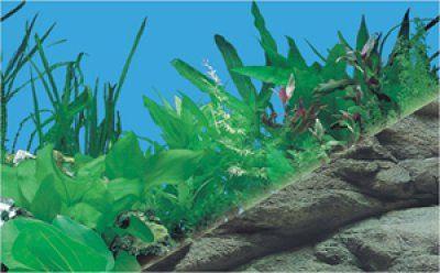 Berg 3D - Akvarie 61cm